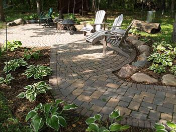 Магия круга в оформлении сада