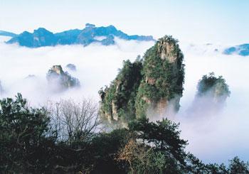 """Фото:  Летающие острова из """"Аватара"""""""