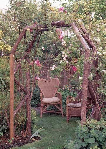 Рвадебная арка из цветов традиционный