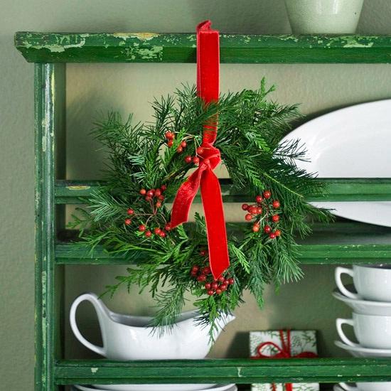 Советы:  Декор  маленького  помещения  к  Рождеству  и  Новому  Году.  Идеи  дизайна