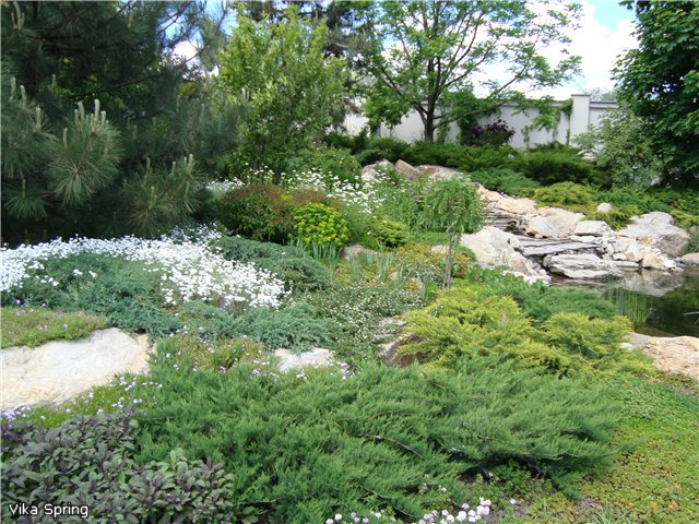 Как создать сад в природном стиле