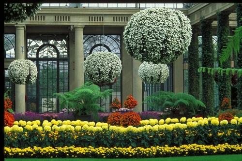 Сады Лонгвуда
