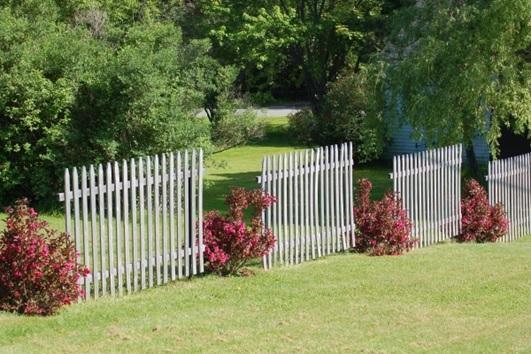 Какой забор выбрать для сада