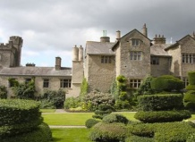 Levens Hall, Cumbria, Northern England
