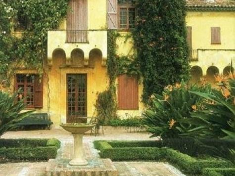 Итальянский сад 2.