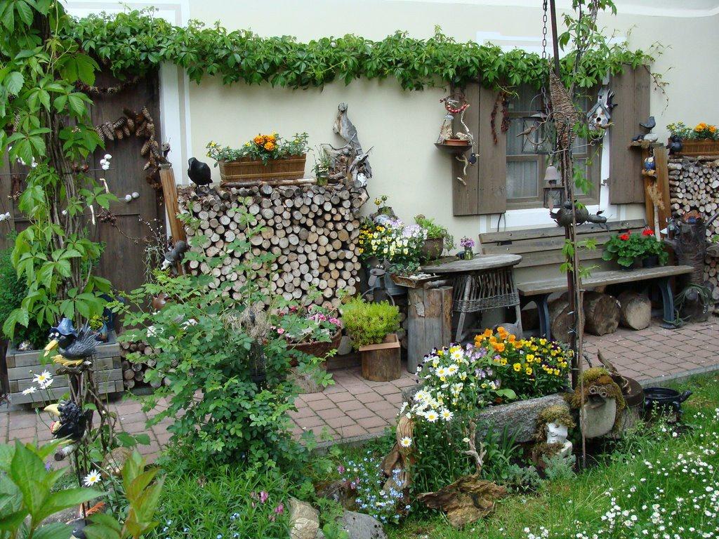 Сад и деревня своими руками фото 24
