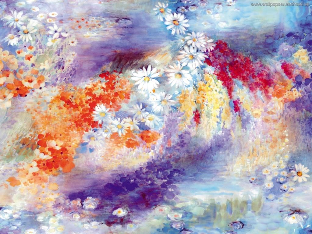 Картинки танец цветов 2
