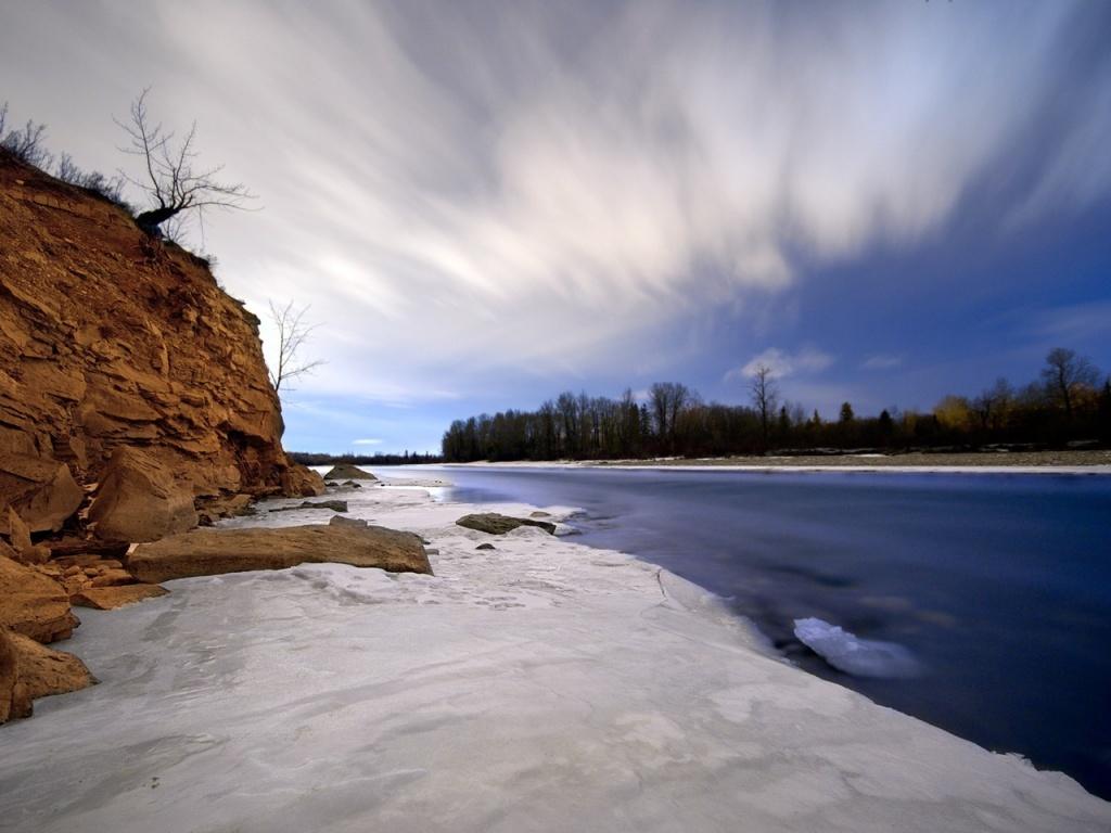 Река объ фото 4