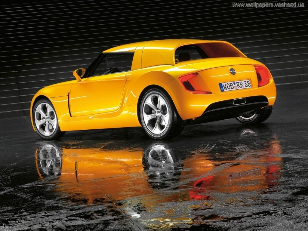 Volkswagen Eco Racer Concept фото…