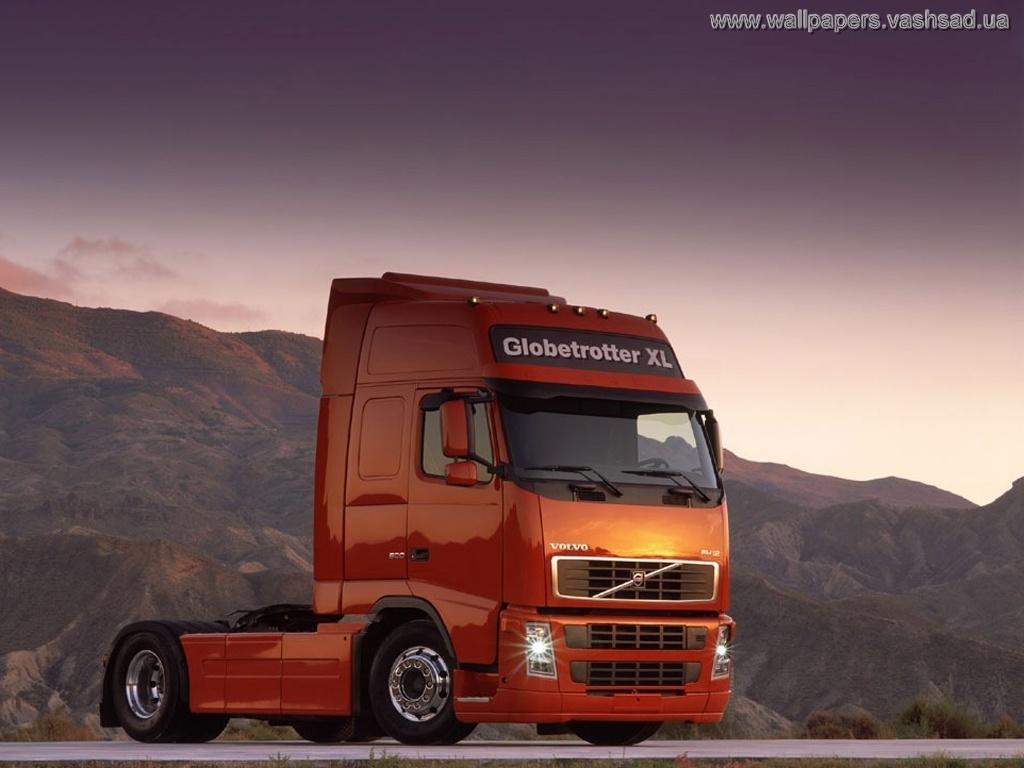 На фото: Volvo FH.  А, например,…