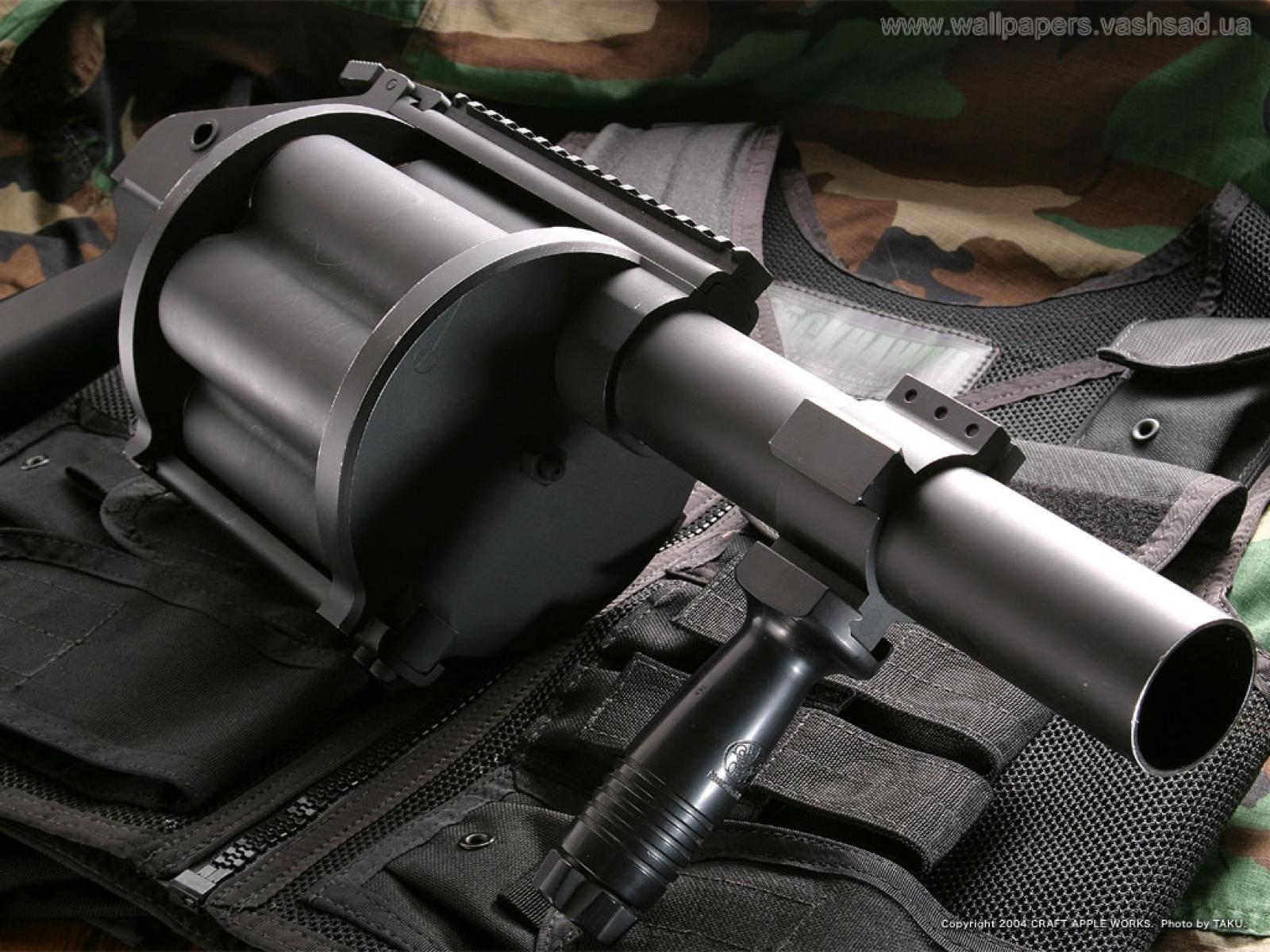 Для любителей оружия