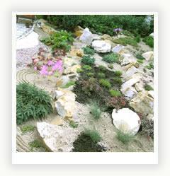 Каменный сад – уникальный вид ландшафтного дизайна