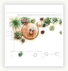 Выбираем материалы для зимнего сада
