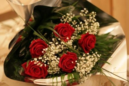 Цветы с ароматом говорят громче!