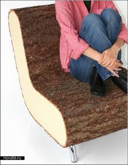 Мебель, которая еще вчера росла в лесу